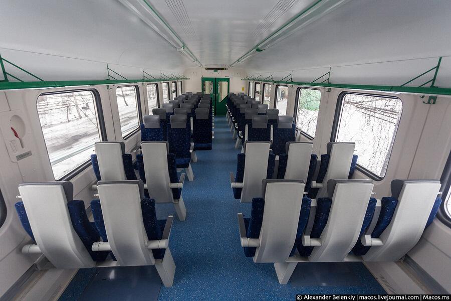 электрички картинки внутри вагонов горнолыжные