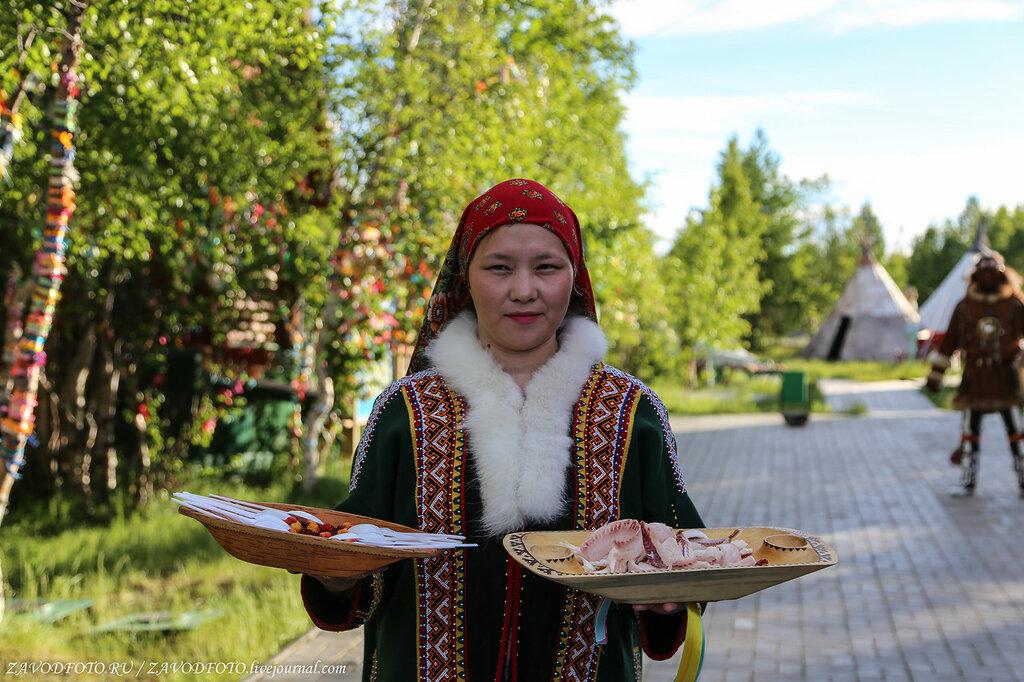 Природно-этнографический комплекс «Горнокнязевск» (Салехард)