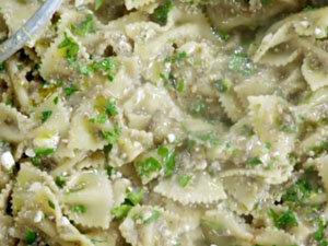 Шикарная паста и потрясающий салат!