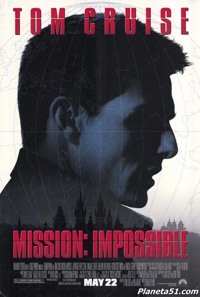 Миссия: невыполнима / Mission: Impossible (1996/HDRip)