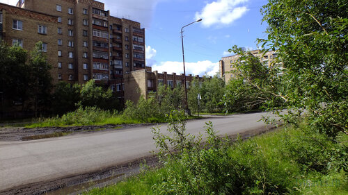 Фото города Инта №5106  Куратова 19 и 22 14.07.2013_13:36