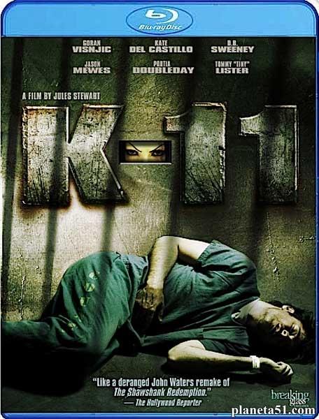 Тюремный блок К-11 / K-11 (2012/HDRip)