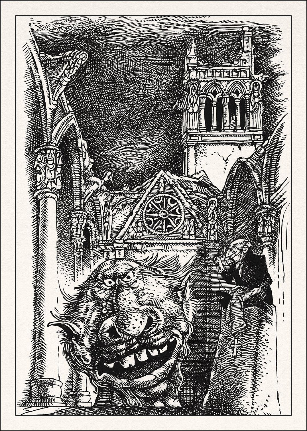 Hans Arnold. Das Geister-Karussell