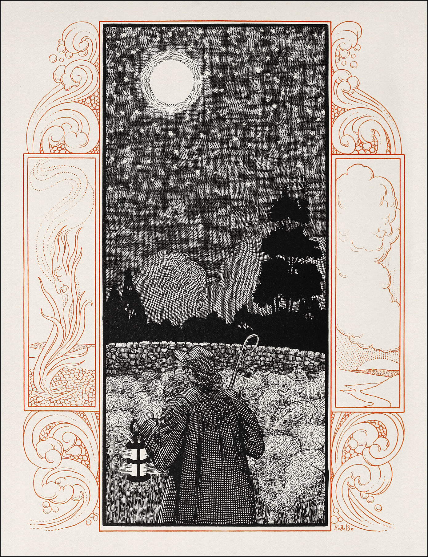 P.J. Billinghurst, Tales told at twilight by Katherine M. Iliffe 4
