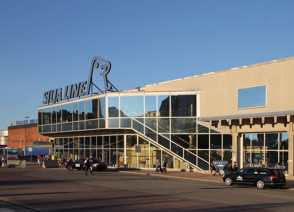 Терминал Tallink-Silja