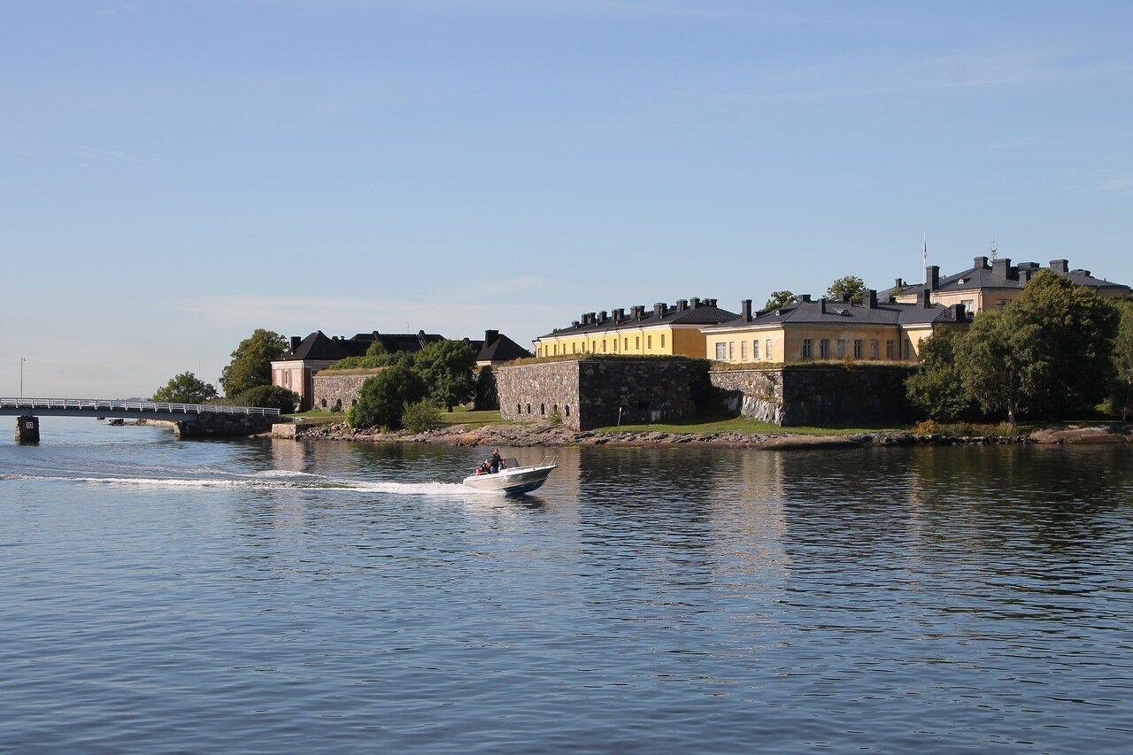Хельсинки, крепость Суоменлинна