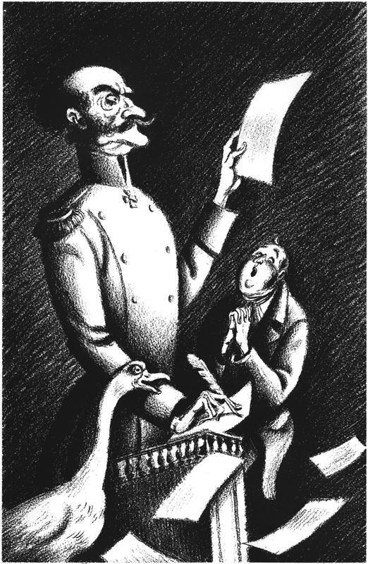 [Рассказы о художниках] Сергей Алимов - график, иллюстратор, мультипликатор