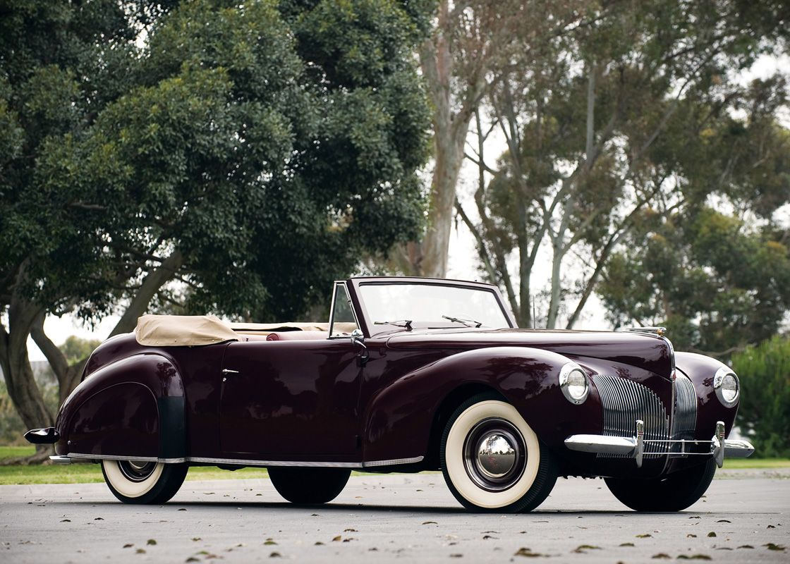 Lincoln Custom (1941)