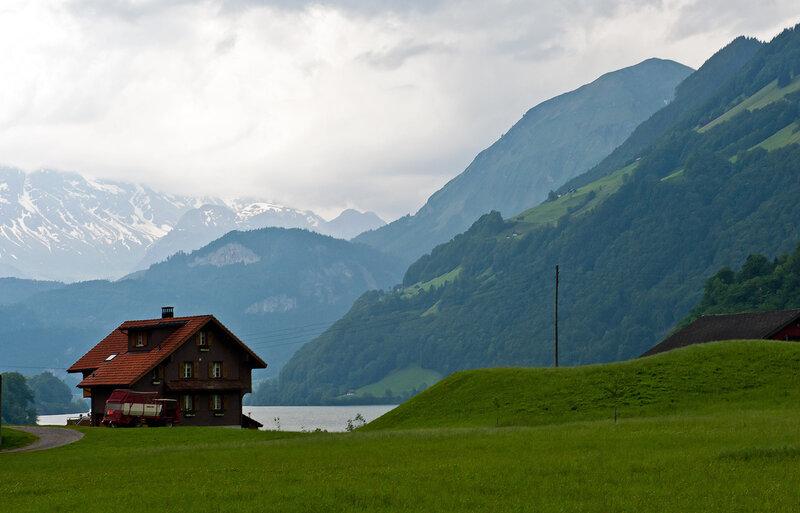 Швейцария!