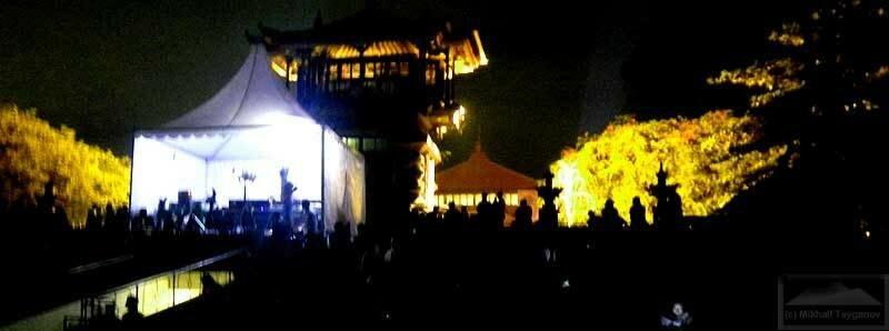 Фестиваль этнической музыки (Бали-2013)