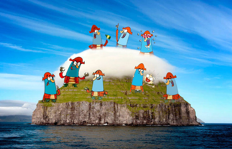 остров Карамель