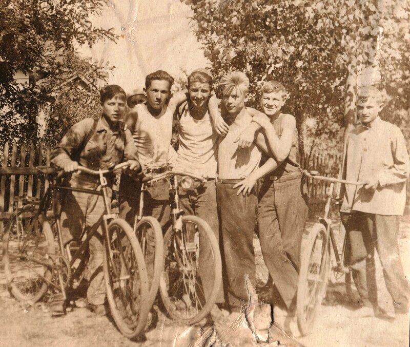 Ребята 30-х годов