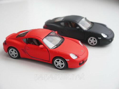 Kinsmart Porsche Cayman S