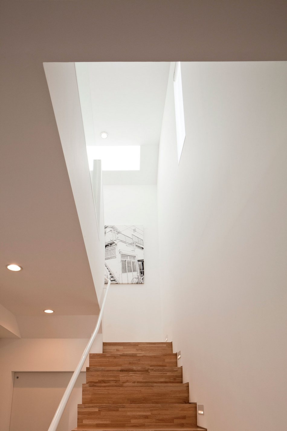Частный дом Modern Zen Design в Токио