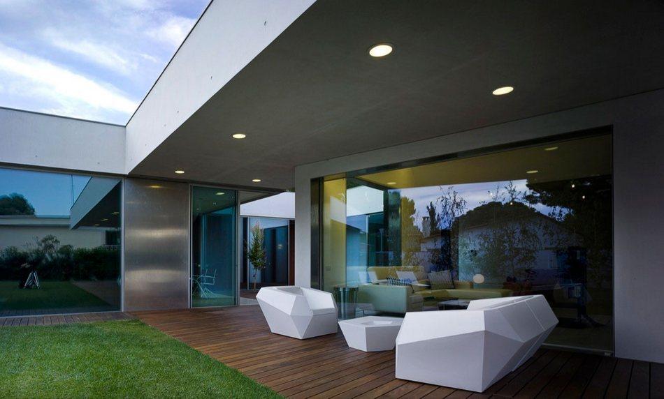 Резиденция El Caseron в Сарагосе, Испания