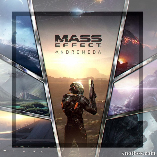 Mass Effect Andromeda. Super Deluxe Edition (2017/RUS/ENG/MULTi/RePack) - xatab
