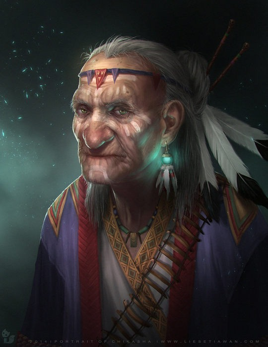 Amazing Digital Illustrations by Lie Setiawan