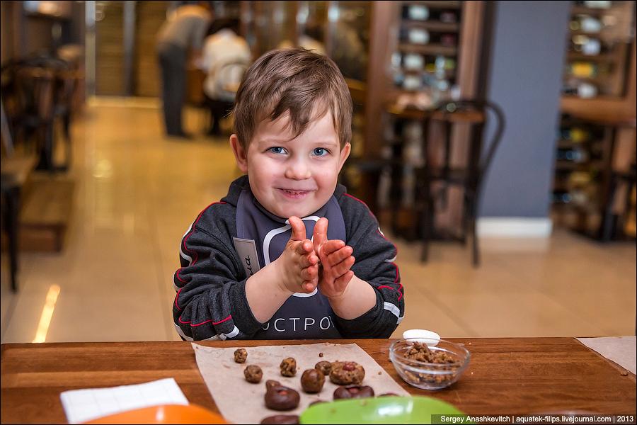 Шоколадное счастье от Святого Николая.