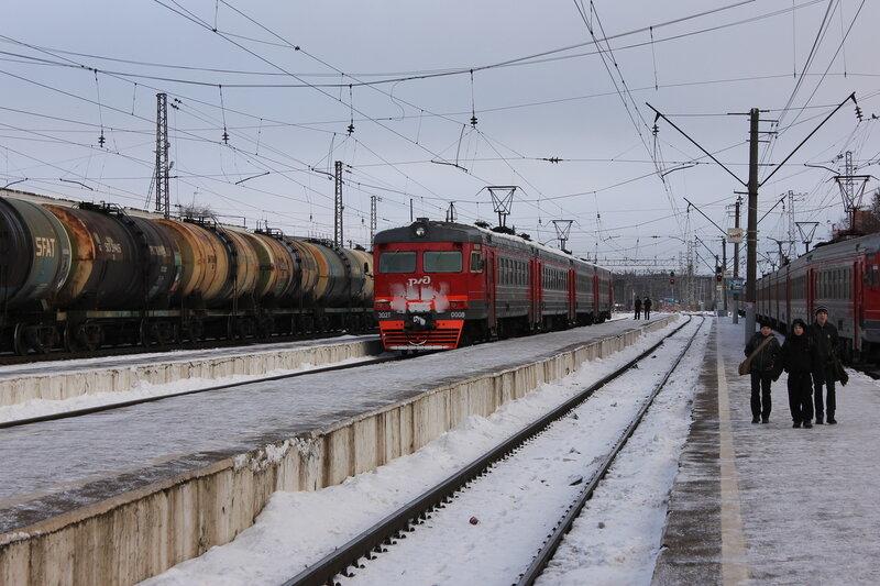 ЭД2Т-0008 на станции Александров-1