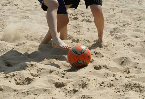 8 «United Female Cup» по пляжному футболу outdoor.