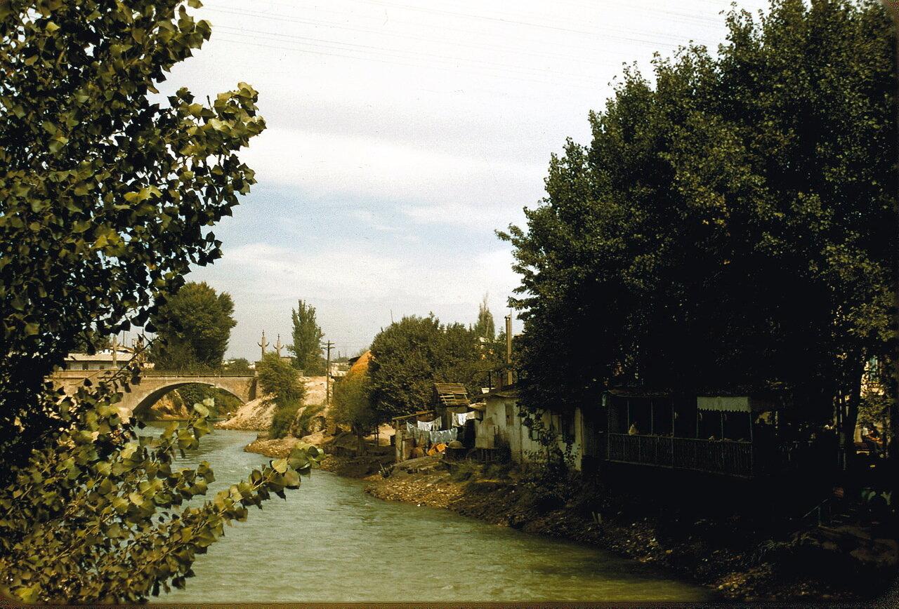 Ташкент. Центральный канал