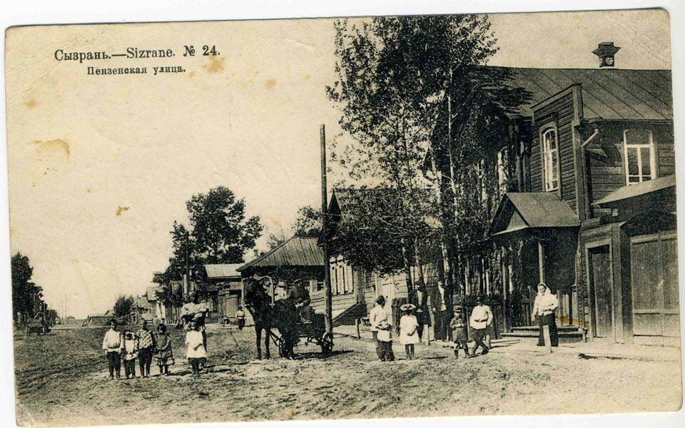 Пензенская улица