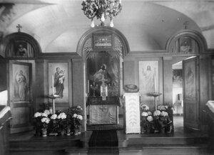 Домовый храм в Выборге, где служил прот. Григорий Светловский