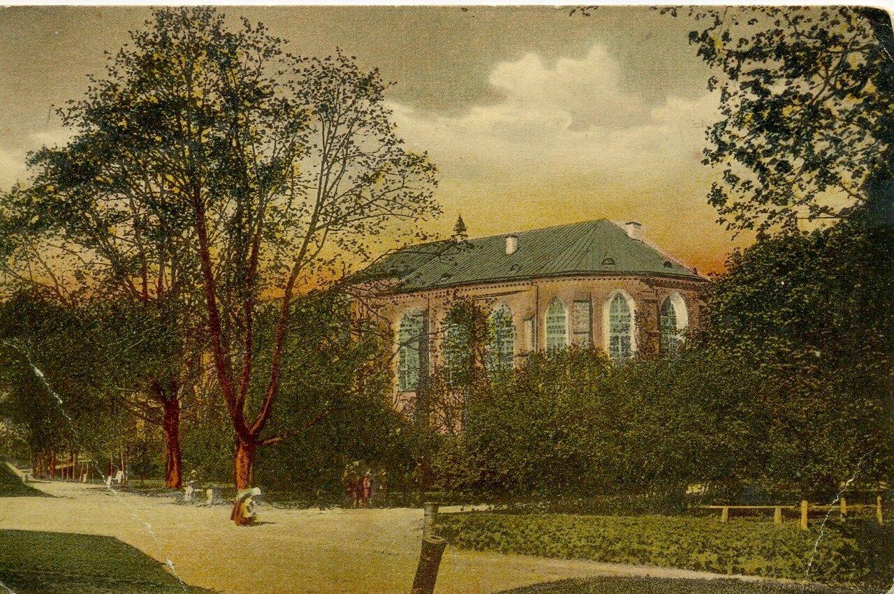 Фрагмент Домского собора