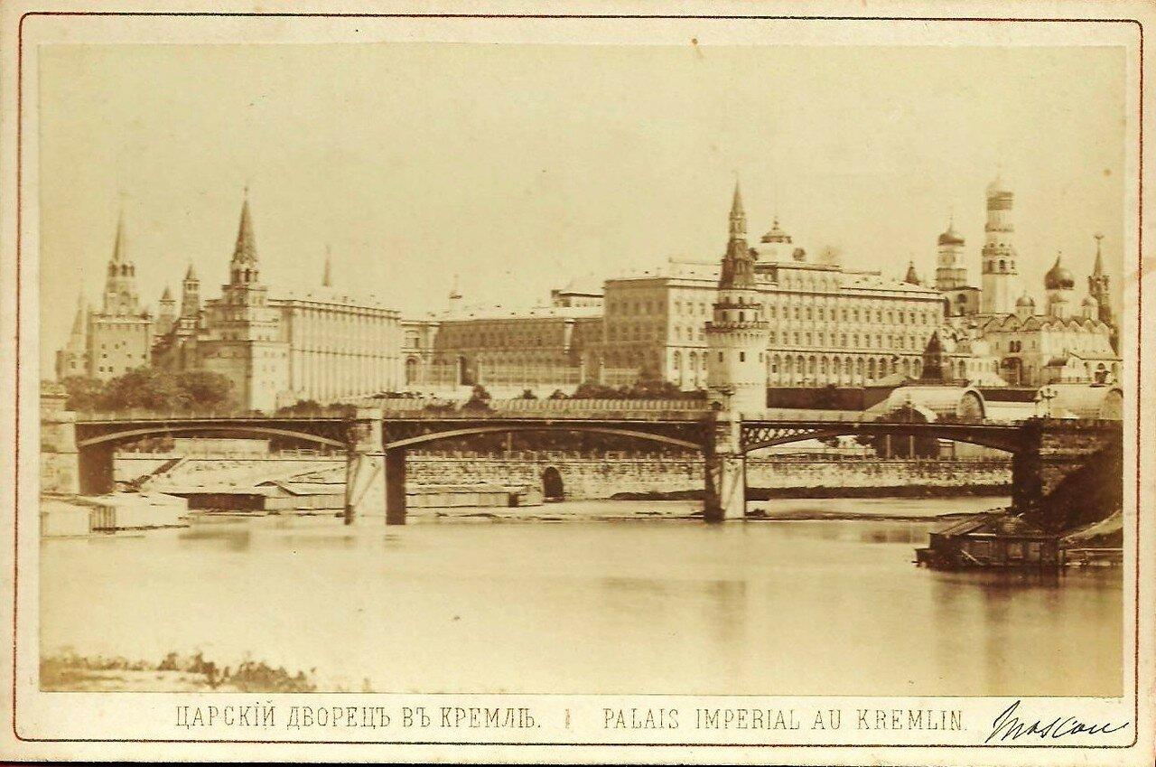 164. Царский дворец в Кремле