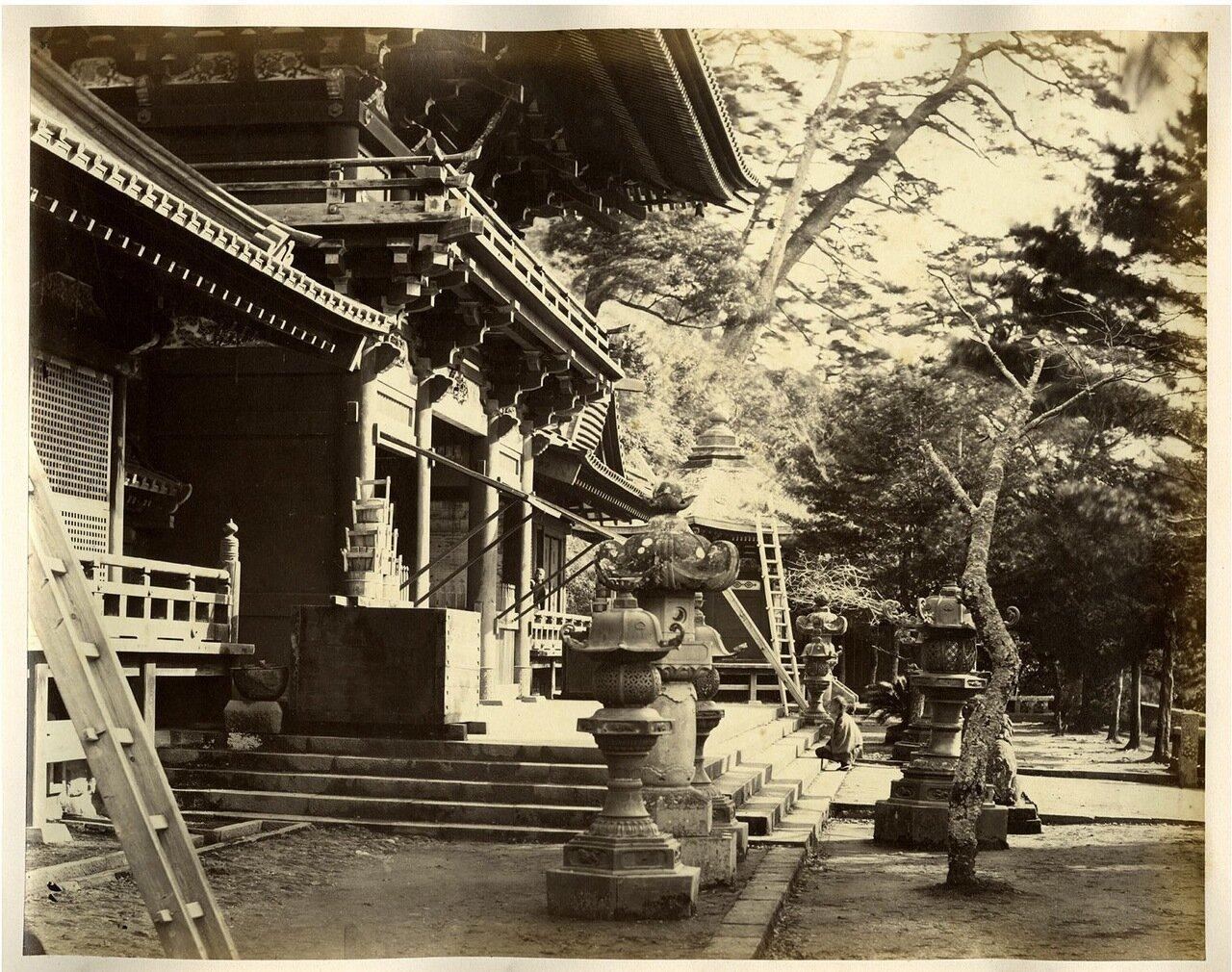 Камакура. Храм Хатимана