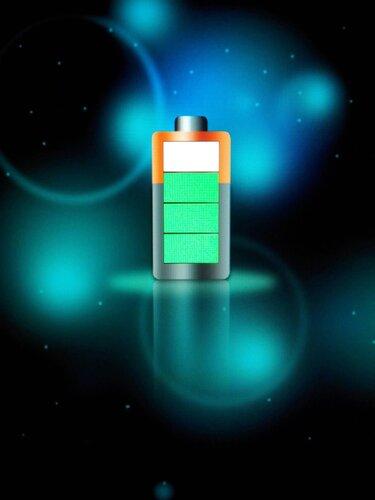 Зарядка выключенного планшета