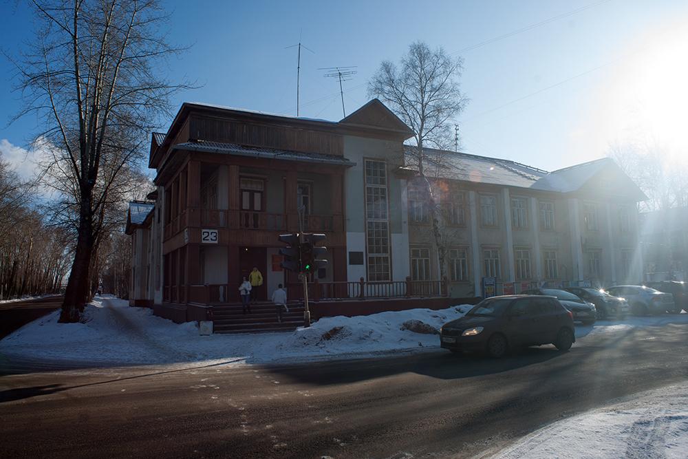 Военкомат-Дом Советов