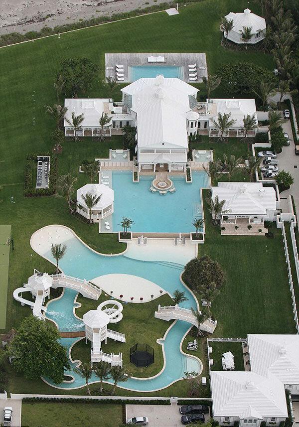 Дом Селин Дион за $20 000 000