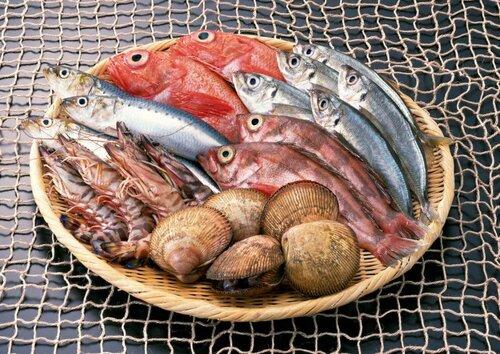 Рака можно избежать, если чаще употреблять морепродукты