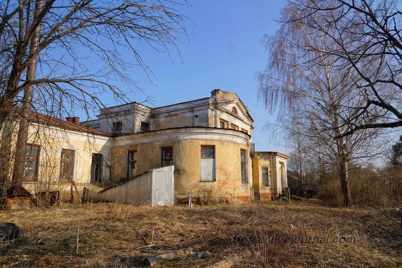 Усадьба Любаново Черторыжских/Шлиппе, Наро-Фоминский р-н