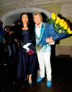 Звёздные гости на юбилее Аллы Пугачевой