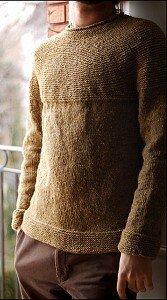 Стильный мужской пуловер от Бруклина Твида Наши воплощения