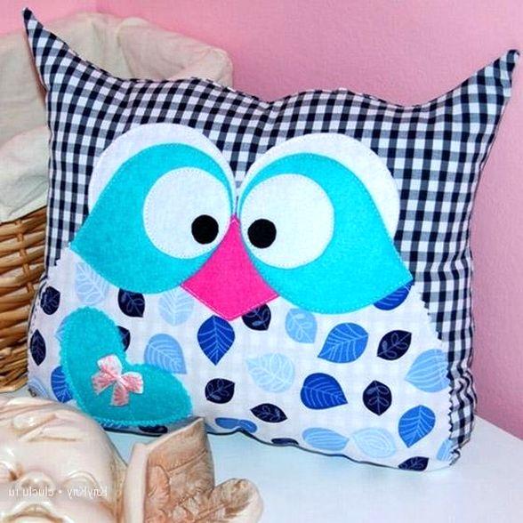 Опять подушки... красивые и разные! Ideas for making cushions