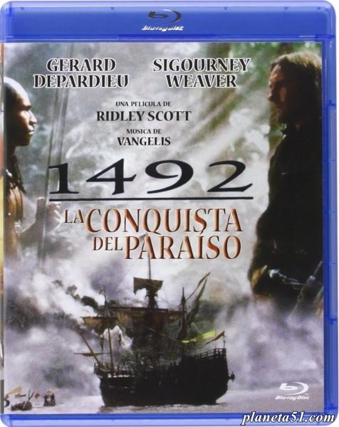 1492: Завоевание рая / 1492: Conquest of Paradise (1992/DVDRip)