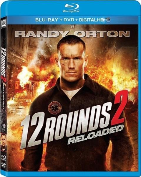 12 раундов: Перезагрузка / 12 Rounds: Reloaded (2013) BDRip 1080p + 720p + HDRip
