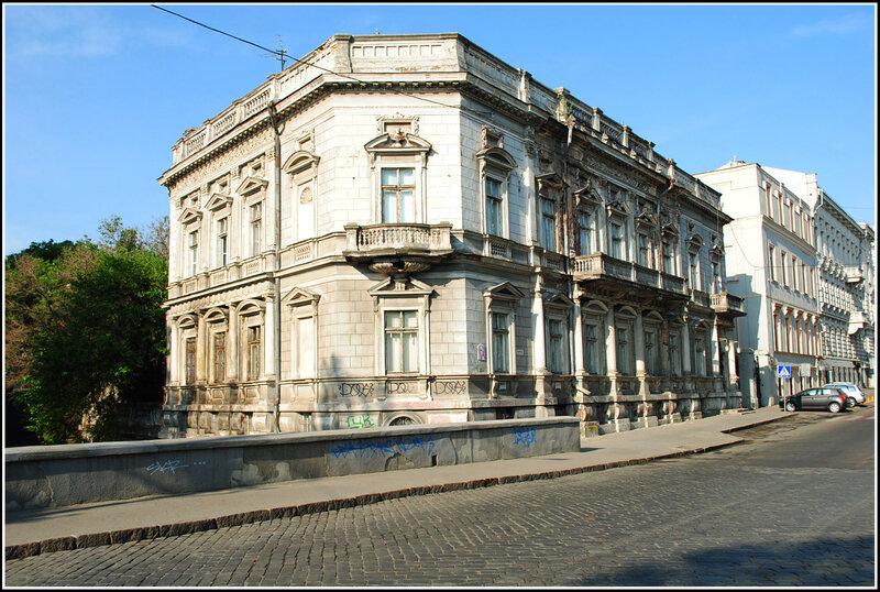 Одесса - дом Поммера