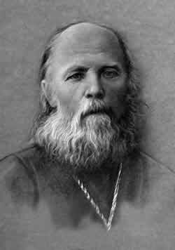 Святой Праведный Алексий Мечёв, московский старец (†1923)