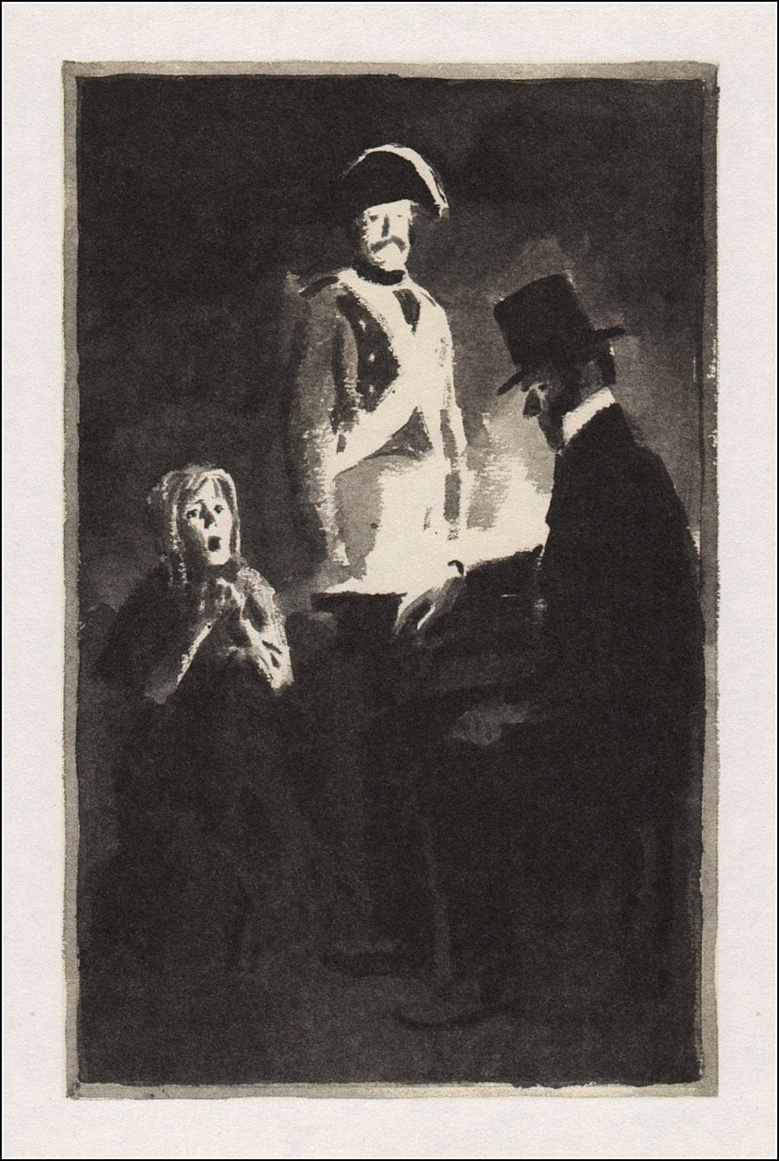 П. Н. Пинкисевич, Виктор Гюго