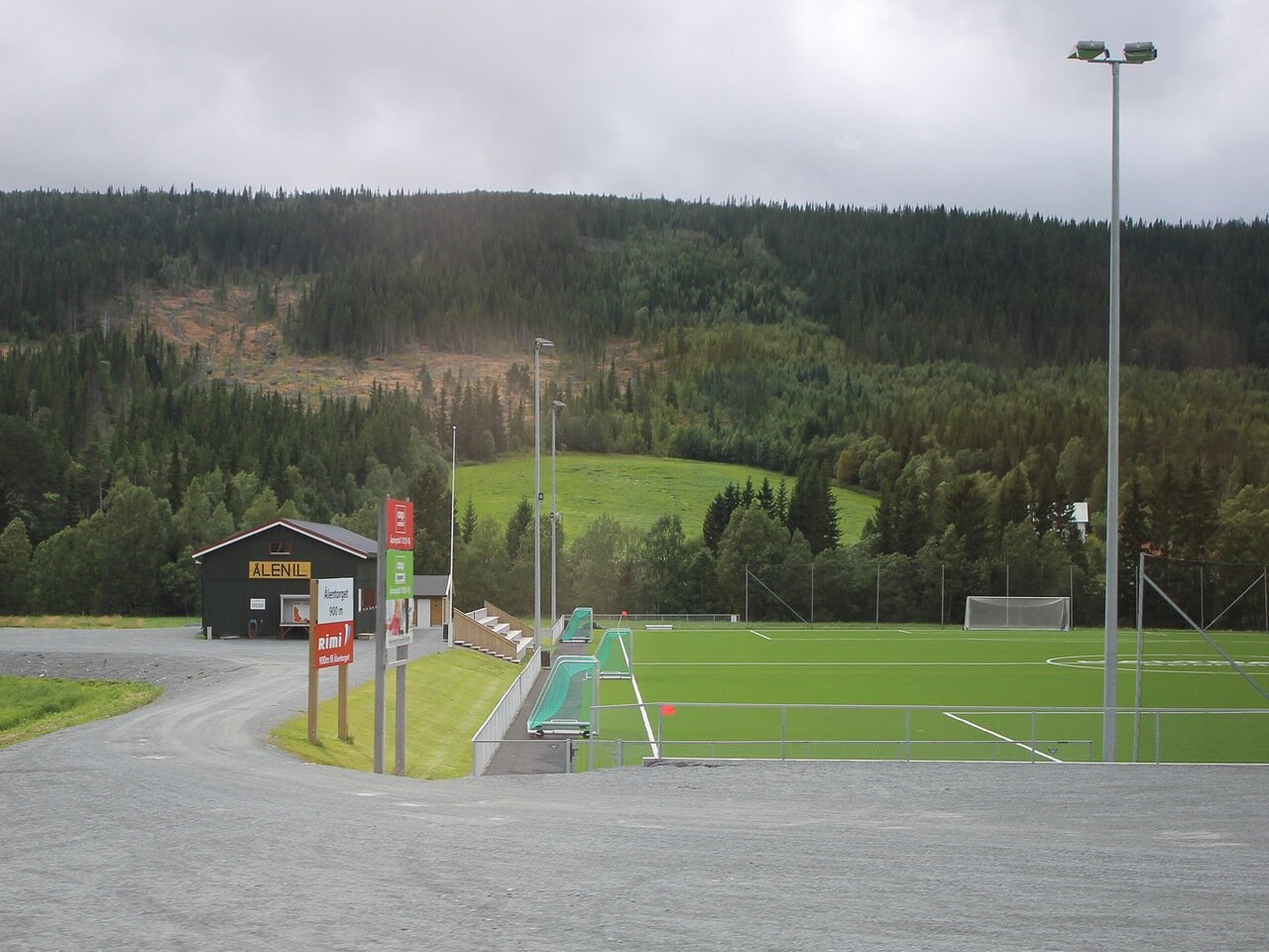 Sør-Trøndelag, Alen village
