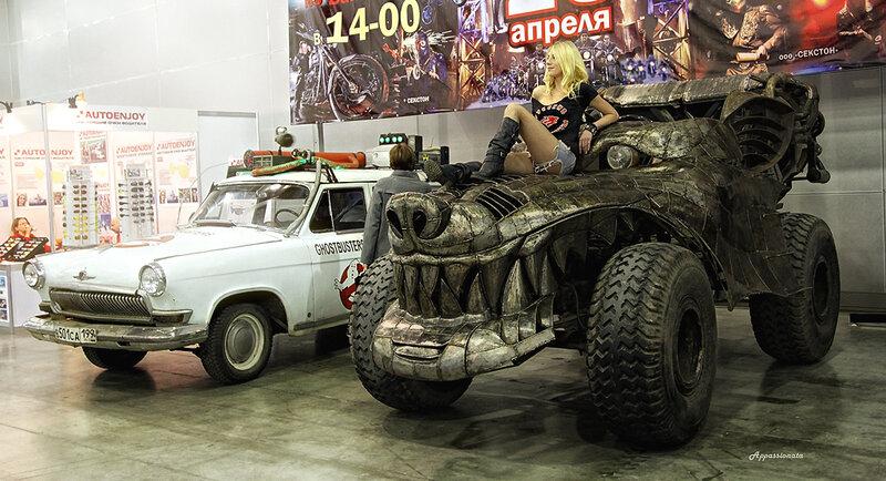 Московское Тюнинг Шоу 2014