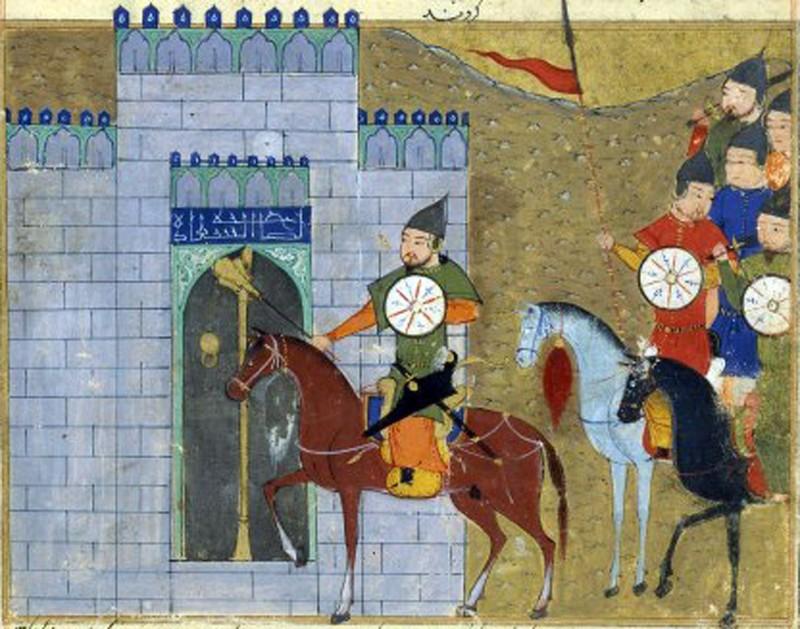 Правление: 1206-1227 гг. Когда Чингисхану было 9 лет, его отца отравили. В подростковом возрасте он