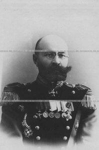 Полковник бригады в мундире (портрет).