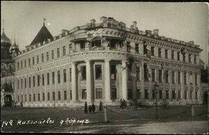 Николаевский дворец.