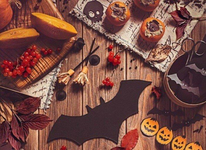 Осенний микс. Автор работ: Дина Беленко (Dina Belenko).