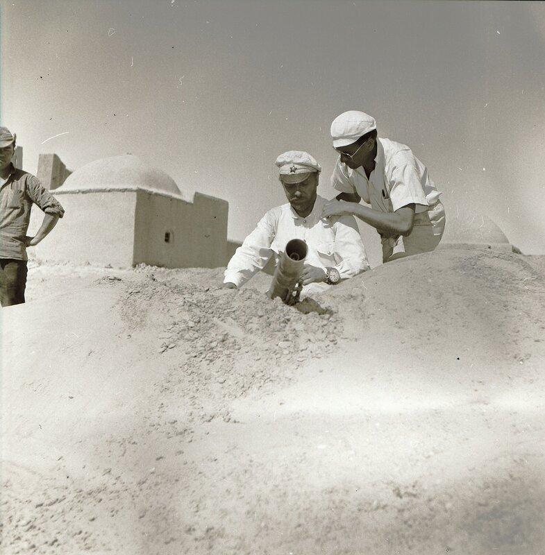 """Белое солнце пустыни"", 1968 год"